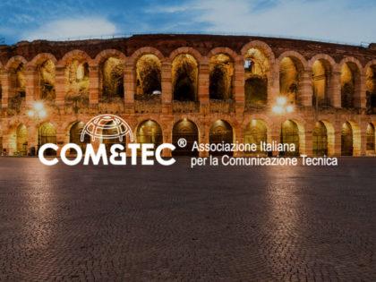 Evento COM&TEC e tekom Europe (organizzazione europea) – Verona, 2 Marzo