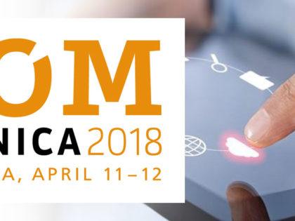 COMtecnica 2018 – Bologna, 11 e 12 Aprile